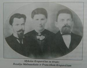 Prelatas Mykolas Krupavičius