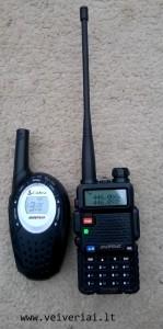 PMR radio ryšys