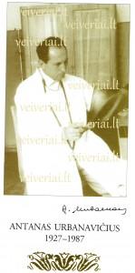 Gydytojas Antanas Urbanavičius